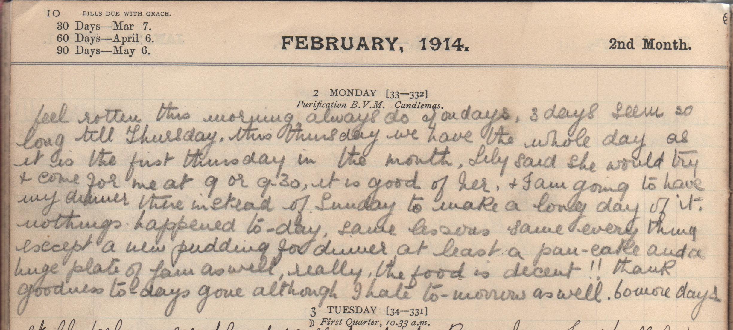 2. February