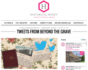 Historical Honey.com