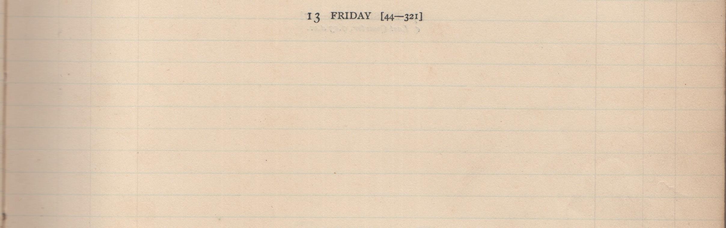 13. February