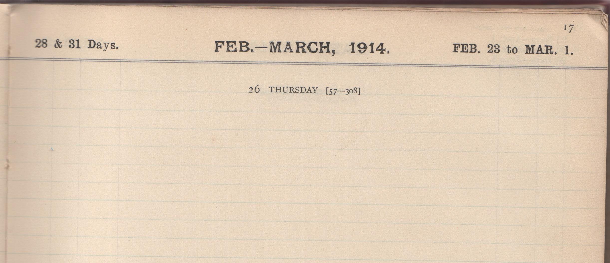 26. February